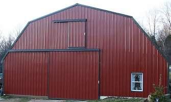 Our Barn House